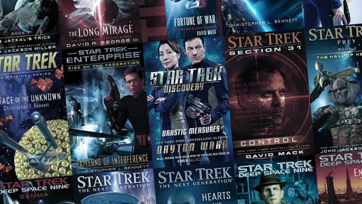 Top 6 Best Star Trek Voyager Novels in 2021